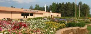 The Tony Alamo Christian Church in Arkansas