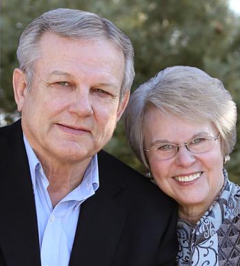 Leon and Diane Freitag