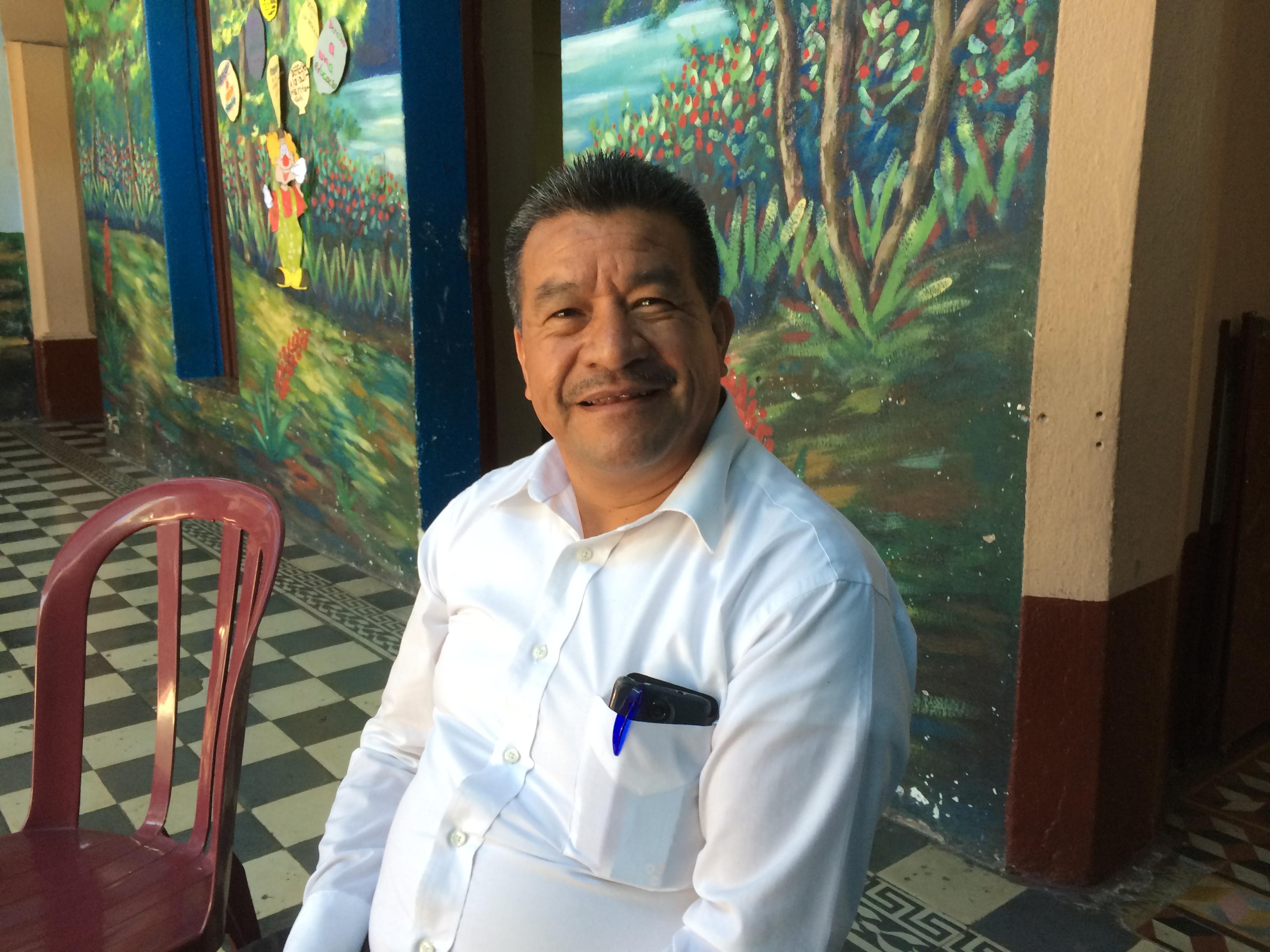Oto Rodriguez | Christian Fellowship Ministries | Guatemala