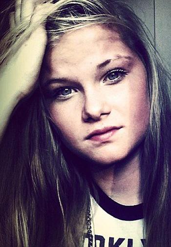 Lisa Borch, Danish teenager