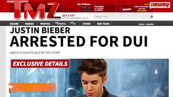 Bieber made headlines that alienated some fans