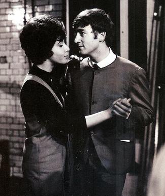 Dancing with John Lennon