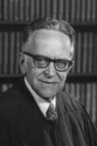 Associate Justice Harry Blackmun