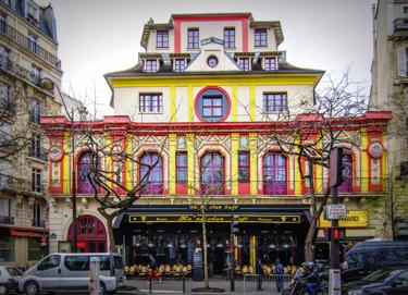 Le Bataclan Theater