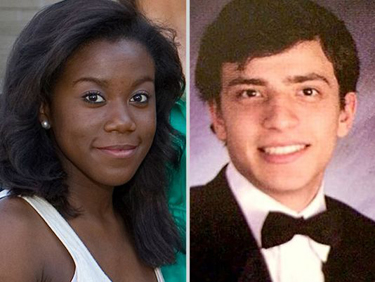 Jaelyn De'Shaun Young (left) and Muhammed Oda Dakhalla planned to join ISIS in Syria after their wedding in Mississippi