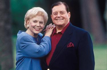Bill and Vonette