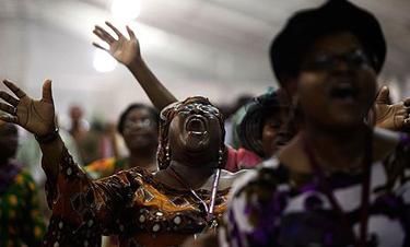 Church in West Africa