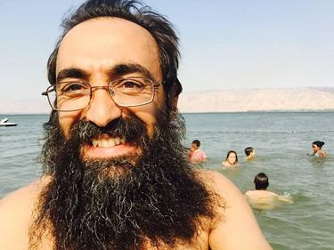 Arabov on the Sea of Galilee