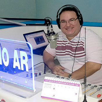 Gleydson Carvalho was killed live, on the air
