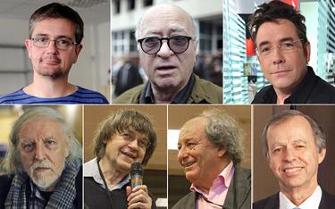 Victims of Charlie Hebdo attack