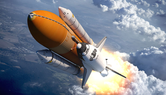 ETA Technologies worked on the Space Shuttle