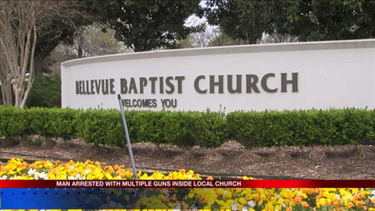 6289447-Armed-Man-At-Bellevue-Baptist-Church-Identified