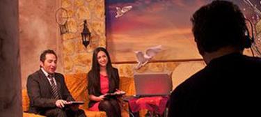 recording Farsi program