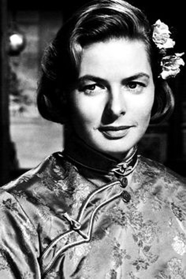 Ingrid Bergman as Gladys
