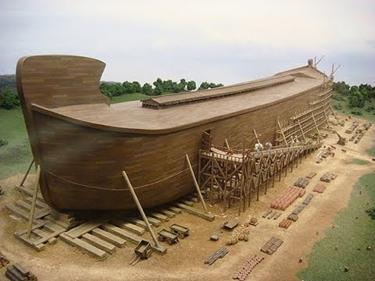 model of ark