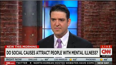 Dr. Michael Welner on CNN