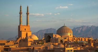 yazd-persian-architecture