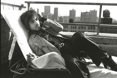Prince, New York City, 1981