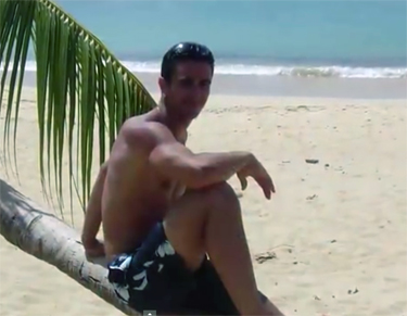 On vacation in St. Maarten