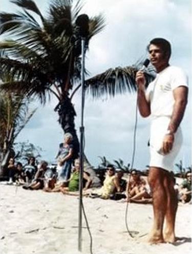 Chaplain of Waikiki Beach