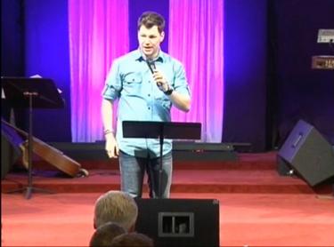 Matt Hartley speaking April 12th at Regional Church of God