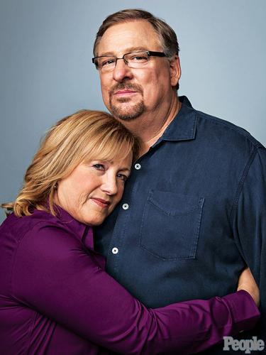 Rick and Kay