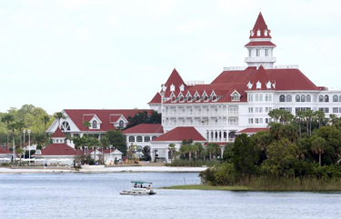 The Grand Floridian Hotel