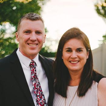Chris and Liz Gore