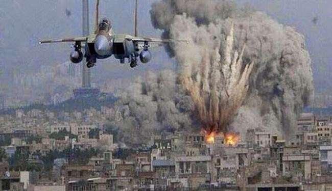 Israeli planes bomb Gaza