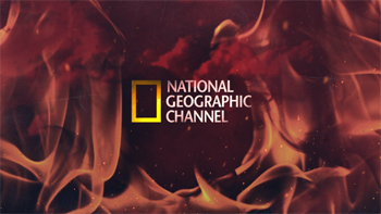 """National Geographic channel documentary """"Map of Hell"""""""