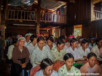Unregistered church in Vietnam