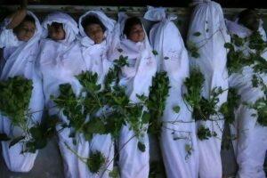 Children killed in Daraya massacre