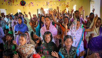 The Gospel is spreading in villages in India, despite persecution
