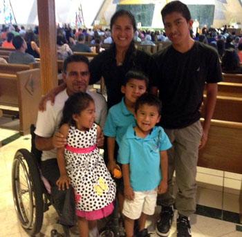 The Cruz family