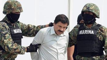 Recapture of El Chapo