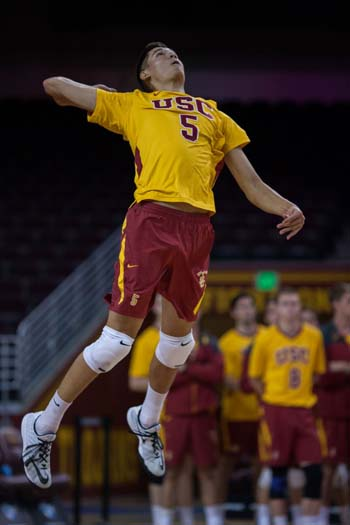 Playing at USC