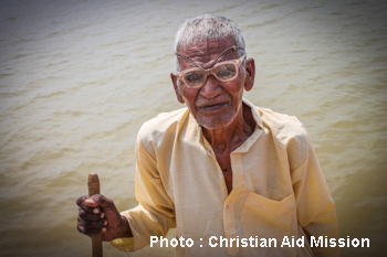 This witchdoctor put his faith in Jesus at age 90