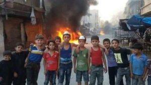 Boys of Aleppo
