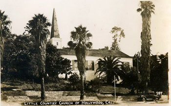 little-country-church-of-hollywood-postcard-1930s