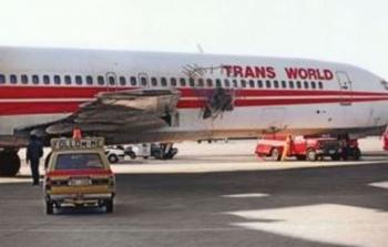 TWA Flight 840
