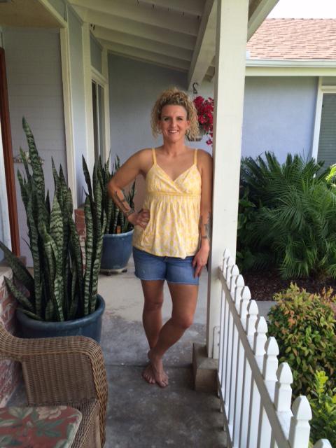 Shannon now lives in Oceanside, California
