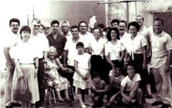 Dan and Norma Wooding visiting a church in Cuba