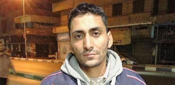 Security guard Nabil Habib
