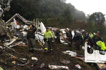crash-scene
