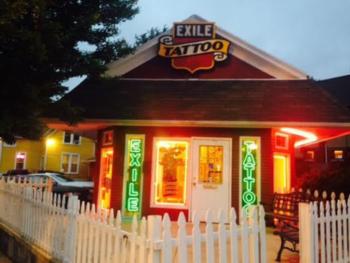 Exile Tattoo Kansas City Missouri