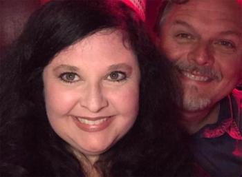 Lisa Martin covid 19 induced coma