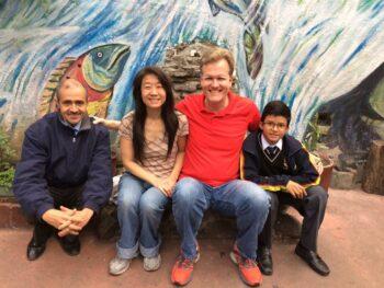 Gautemalan missionary donates kidney