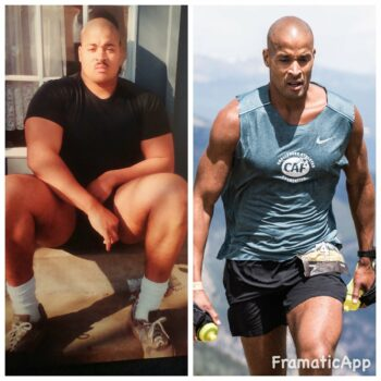 from obesity to Navy SEAL and ultramarathoner
