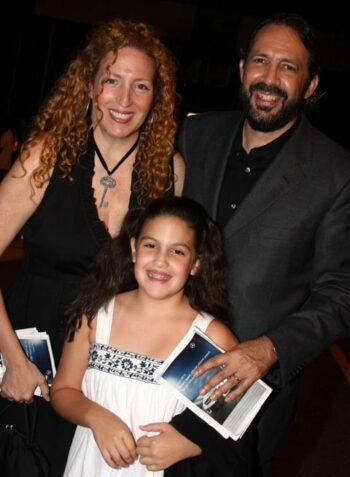 Juan Luis Guerra family