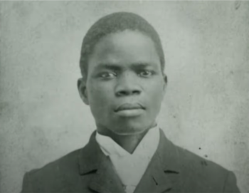 Samuel Morris, African missionary to America